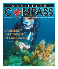 CRUISERS 'GET DOWN' IN CARRIACOU - Caribbean Compass