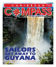 SAILORS GUYANA - Caribbean Compass