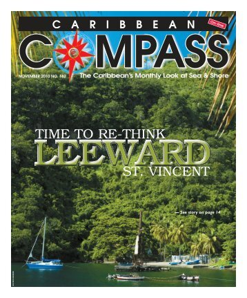 ST. VINCENT TIME TO RE-THINK - Caribbean Compass