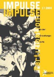 Impulse 1/2004 - Evangelische Jugendhilfe Godesheim