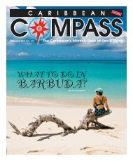 C MPASS On-line - Caribbean Compass