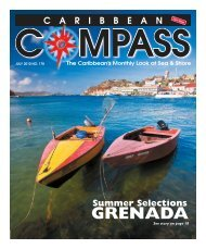 GRENADA - Caribbean Compass