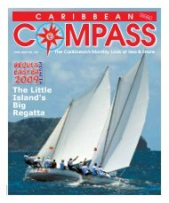 CARIBBEAN The Little Island's Big Regatta - Caribbean Compass