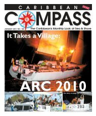 It Takes a Village: - Caribbean Compass