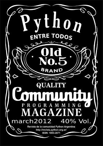 versión color - PET: Python Entre Todos - Python Argentina