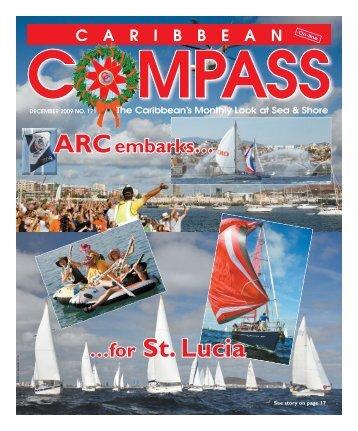 St. Lucia - Caribbean Compass