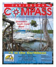 Grenada's South Coast Boast - Caribbean Compass