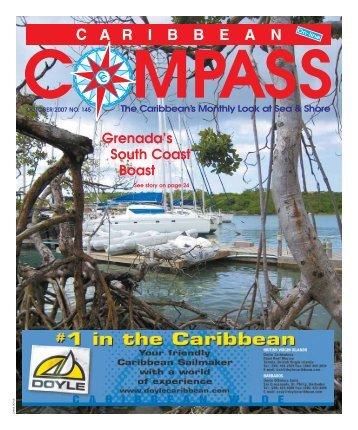Grenada's South Coast Boast - Caribbean Compass