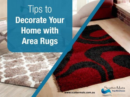 Guide To Choose Rugs Online