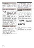 Sony KDL-40P302H - KDL-40P302H Istruzioni per l'uso Rumeno - Page 2