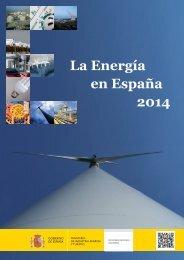 La Energía en España 2014