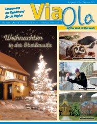 ViaOla - Das Magazin, Ausgabe 4