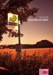 Verbundbericht 2012