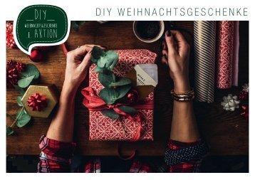 E-Book Kurzfristige DIY Weihnachtsgeschenke