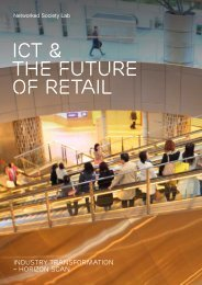 ICT & the future of Retail