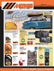 Limpopo Midas Christmas Promotion