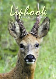 Liphook Community Magazine - Winter 2015
