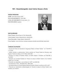 105 – Desembargador José Carlos Souza e Ávila