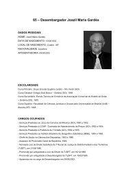 65 – Desembargador Joazil Maria Gardés