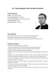 48 – Desembargador Nívio Geraldo Gonçalves