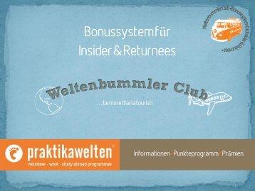 Weltenbummler Club