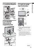 Sony KDL-46V2500 - KDL-46V2500 Istruzioni per l'uso Ungherese - Page 5
