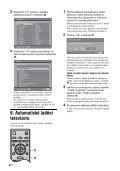 Sony KDL-46V2500 - KDL-46V2500 Istruzioni per l'uso Ceco - Page 6