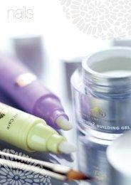 Katalogseiten LCN nails - Wilde Cosmetics GmbH