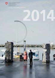 Rapporto di attività 2014