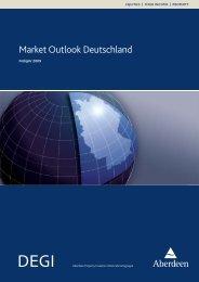 Market Outlook Deutschland - Immobilienverlag Stuttgart