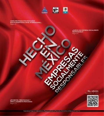 Hecho en México 2012