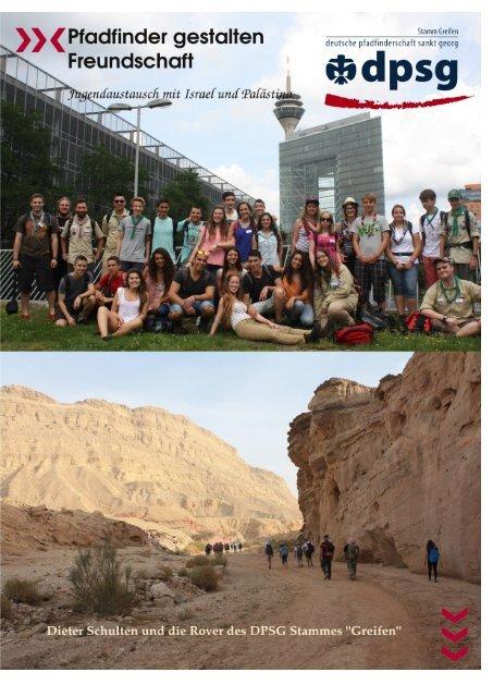 Jugendaustausch mit Israel und Palästina