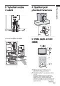 Sony KDL-40U2520 - KDL-40U2520 Istruzioni per l'uso Ceco - Page 5