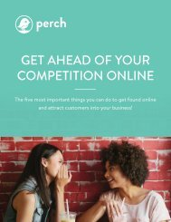 GET AHEAD OF YOUR COMPETITION ONLINE