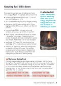 Help with fuel bills and keeping warm - Page 3