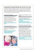 Help with fuel bills and keeping warm - Page 7