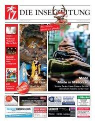 Die Inselzeitung Mallorca Dezember 2015
