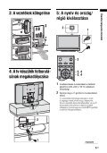 Sony KDL-32V2000 - KDL-32V2000 Istruzioni per l'uso Ungherese - Page 5