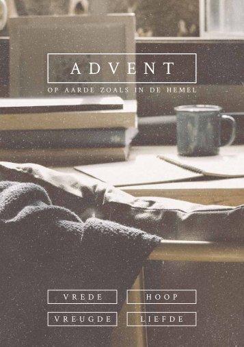 KVN Advent Dagboek