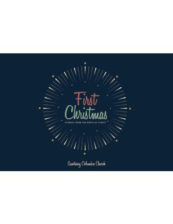 First Christmas Advent 2015