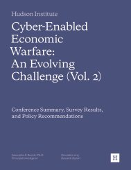 Cyber-Enabled Economic Warfare An Evolving Challenge (Vol 2)