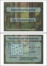 Masche A - Helmholtz-Zentrum Berlin