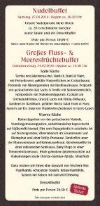 Gasthaus Weiß - Frühjahr 2016 - Seite 4