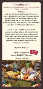 Gasthaus Weiß - Frühjahr 2016 - Seite 6