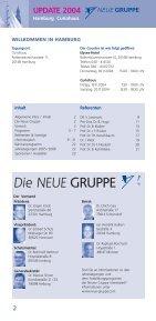 UPDATE 2004 - Neue Gruppe - Seite 2