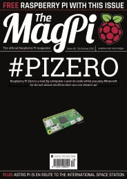 FREE RASPBERRY PI WITH THIS ISSUE
