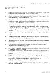 09 SICHERHEITSRICHTLINIEN - Helmut - List - Halle