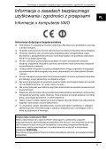 Sony VPCEB2M0E - VPCEB2M0E Documenti garanzia Rumeno - Page 5