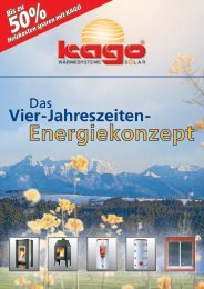 Energiekonzept - Österreichische Post AG