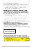 Sony VGN-NW2MRE - VGN-NW2MRE Documenti garanzia Ucraino - Page 6
